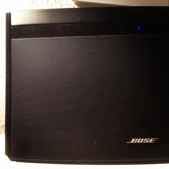 Der BOSE Soundlink Air Lautsprecher