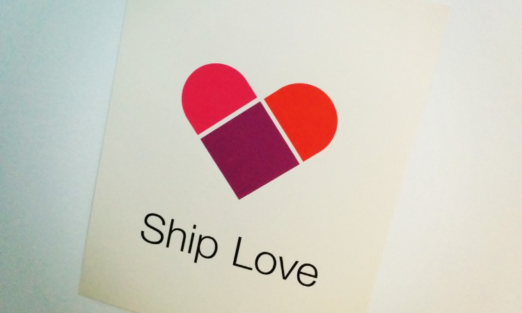 Ship Love - Im Hamburger Facebook Office
