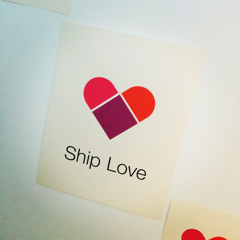 Ship Love - Im Hamburger Facebook Office