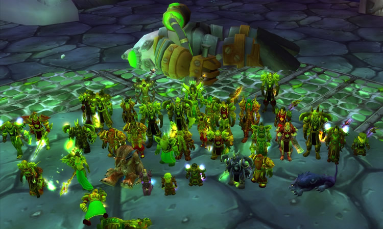 World of Warcraft Grobbulus Kill