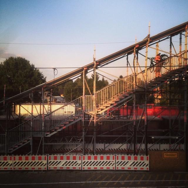 Astmabrücke in KW